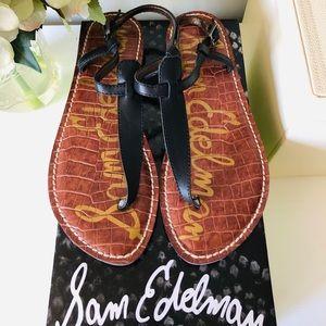 Brand New | Sam Edelman Black Gigi Sandals